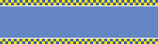 Police Service Coloured Personalised Banner