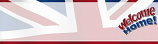 Union Jack Welcome Home Personalised Banner