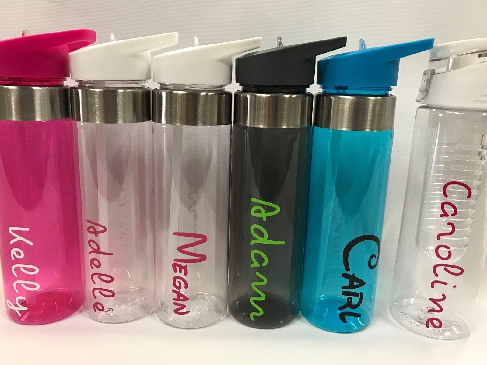 Love Island Inspired Water Bottles 700ml (BPA Free)