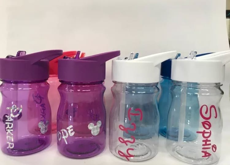 Kids Personalised Water Bottles